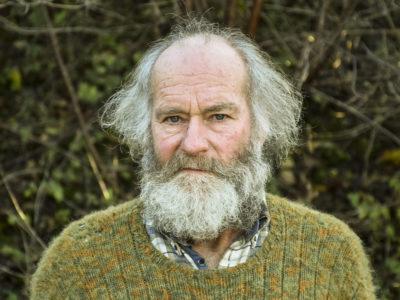 Bruno Rogger, Landschaftsgärtner und Firmengründer von Rogger Naturgärten