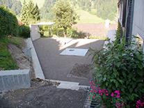 Wege und Sitzplätze, Rasen-Sanierungen, Bepflanzungen, Erdarbeiten, Stützmauern, Trockenmauern